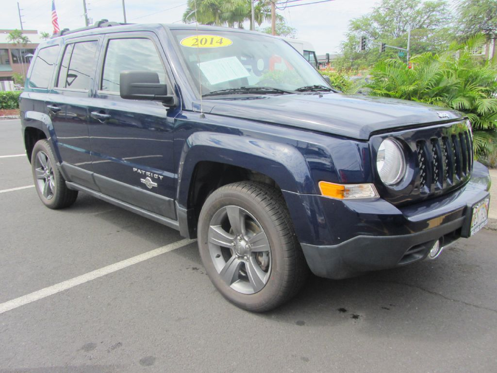 Get Approved On This 2014 JEEP PATRIOT LATITUDE 1C4NJPFA1ED618083!